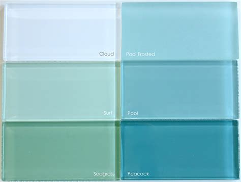 subway tile colors blue shower tile modwalls colorful modern tile