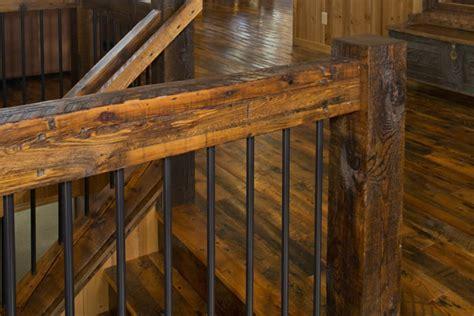 Wood Stair Treads, Risers, Railings   Enterprise Wood Products