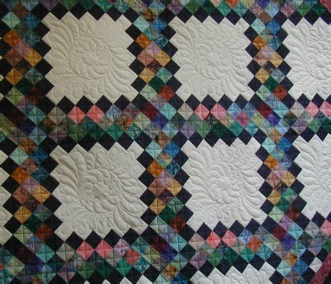 quilt pattern triple irish chain triple irish chain quilt ballkleiderat decoration