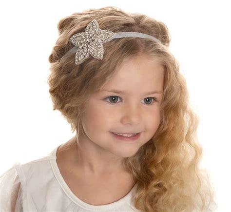 Baby Headband Mistletoe Flower baby headband rhinestone headbandflower headband