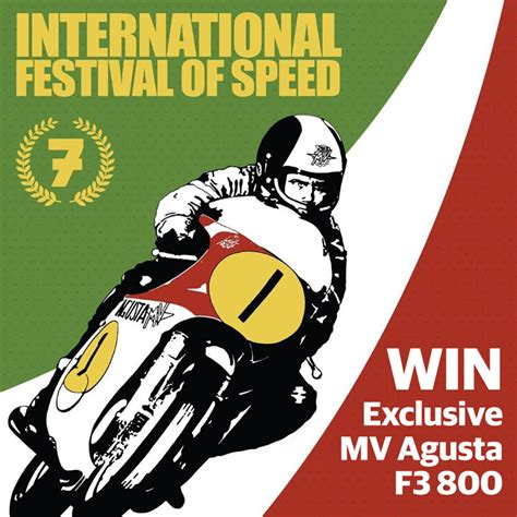 Count down to 2017 International Festival of Speed