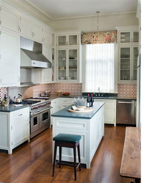 Blue Kitchen Ideas mosaic house