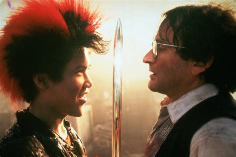 who is the actor playing peter pan in commerical for geico actor who played rufio in hook pens loving tribute to