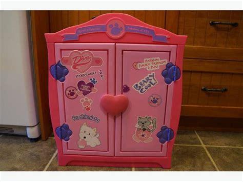 build a bear closet armoire build a bear wardrobe closet winda 7 furniture