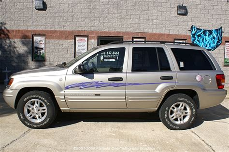2004 jeep grand cherokee custom 2004 jeep grand cherokee gotshade