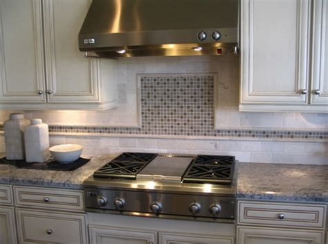 Kitchen Tile Backsplash Design Modern Kitchen Backsplash Home Design