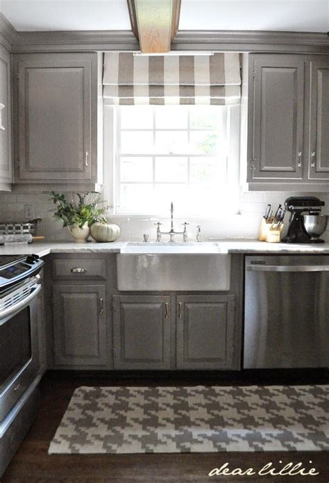 Kitchen Cabinet Curtains Best 25 Kitchen Window Curtains Ideas On Pinterest Kitchen Curtains Farmhouse Style Kitchen