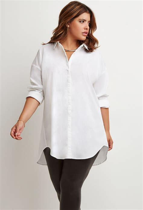 camisas de raso para gordita con panzas ropa de moda verano para gorditas 2015 camisa oversize