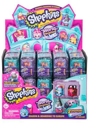 Shopkins S8 Wave 1 12 Pack 56514 By Moose Toys wholesale toys wholesale distributor license 2 play