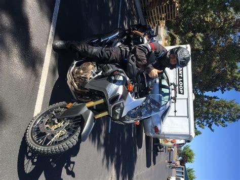 giant loops motorcycle soft luggage gear  honda africa twin giant loop