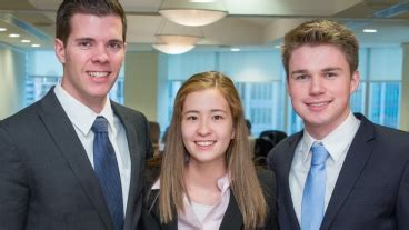 Byu Mba Placement by Byu Marriott School Of Business News Students Place In