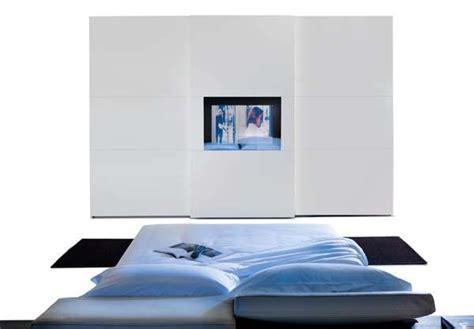 tv in da letto armadi per la da letto