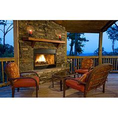 1000 images about outdoor fireplaces on cabin