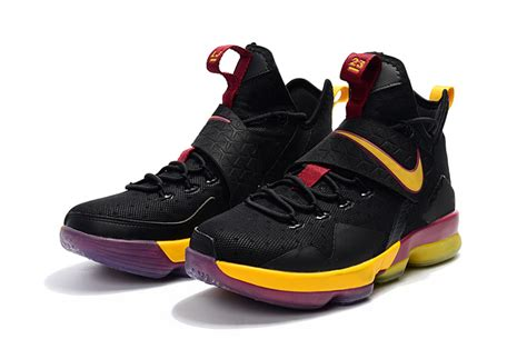 2017 nike lebron 14 cavs alternate playoffs pe nike air 2017