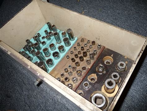 socket organizer tray diy diy wrench organizer diy do it your self