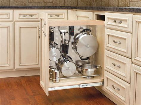 Kitchen Cabinet Storage Ideas by Great Idea For Narrow Lower Cupboard Beside Stove Diy As