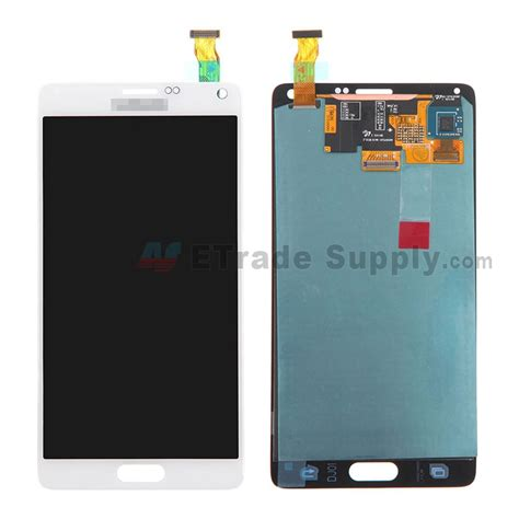 Lcd Fullset Lcd Touchscreen Samsung E5 samsung galaxy note 4 sm n910f lcd screen and touch panel assembly etrade supply