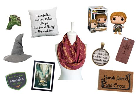 gifts for lord of the rings 10 lord of the rings gifts for your geeky friends or