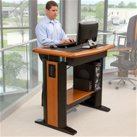 executive standing desk standing desks products by caretta workspace