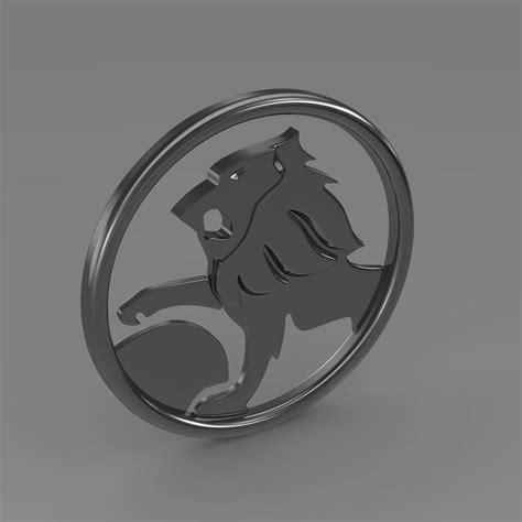 Emblem Holden By Markas Hobby holden logo 3d model max obj 3ds fbx c4d lwo lw lws