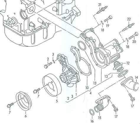 1999 volkswagen beetle engine diagram wiring diagrams