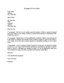cover letter address cover letter templates