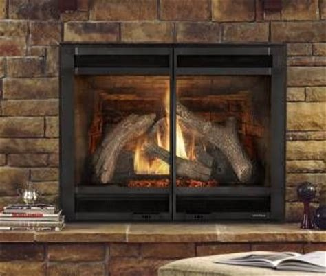 How To Install A Ventless Gas Fireplace by 1000 Ideas About Vented Gas Fireplace On