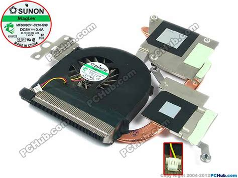 dell inspiron n5110 fan replacement dell inspiron 15r n5110 cooling fan mf60090v1 c210 g99 23