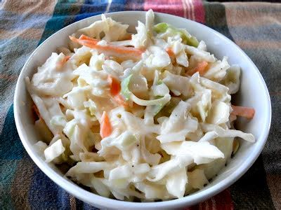printable coleslaw recipes the savvy kitchen cole slaw