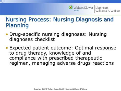 Nursing Diagnosis For Detox Patient by Ppt Introduction To Clinical Pharmacology Chapter 20