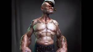 Popeye Movie by Popeye 3d The Sailor Hd Trailer Coming Soon 2016 Youtube
