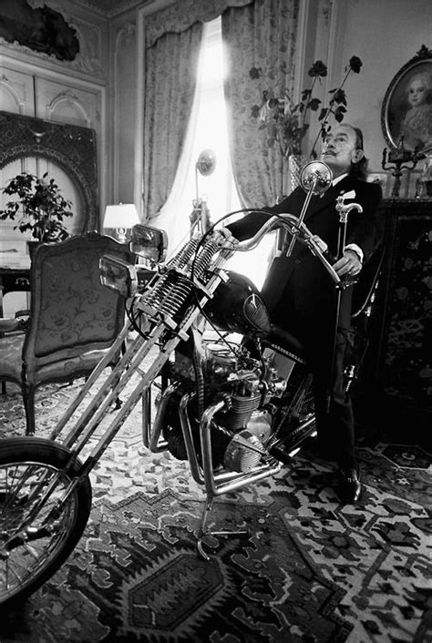salvador dali living room salvador dali on a chopper in a living room this is yet another reason this is my all time