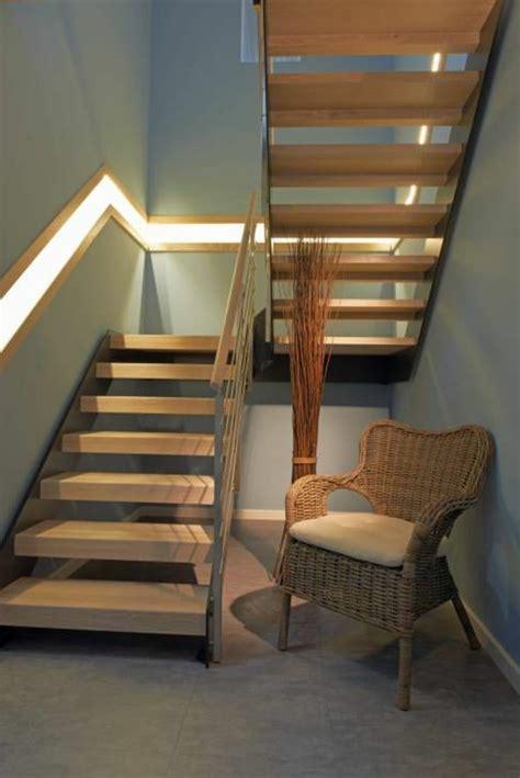 50 bilder und ideen f 252 r treppenaufgang gestalten - Beleuchtung Unter Treppe