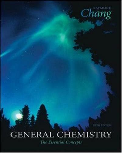 general chemistry general chemistry the essential concepts by raymond chang