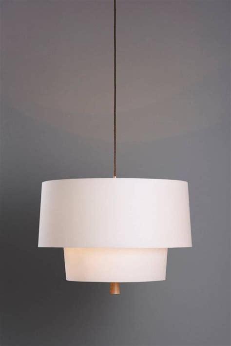 nomen trimless linen pendant light for sale at 1stdibs