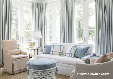 pale blue curtains bedroom blue curtains transitional bedroom at home in arkansas
