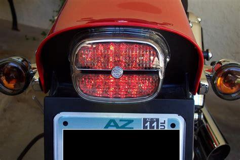 harley led tail light led tail light harley davidson forums