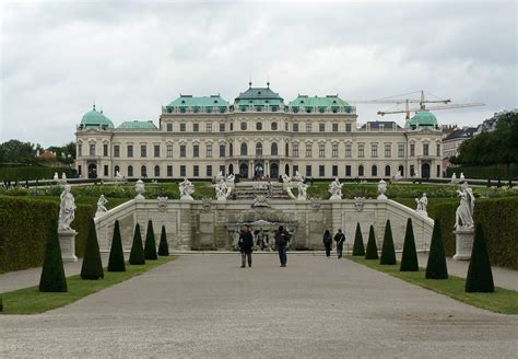 in wien 40 gorgeous photos of schloss belvedere austria places