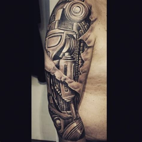 biomechanical shoulder tattoo designs biomechanical shoulder best ideas gallery