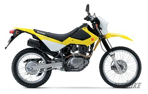 Suzuki Dual Sport 200 by Suzuki Dual Sport For 2016 Dirt Bike Magazine
