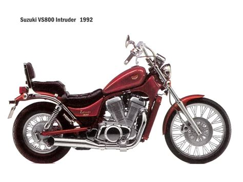 Suzuki Vs800 Intruder Suzuki Vs800 Intruder 1992 Jpg