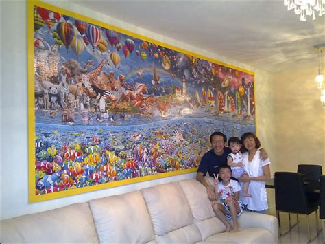 worlds largest jigsaw puzzle