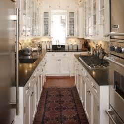 10x10 Galley Kitchen Designs