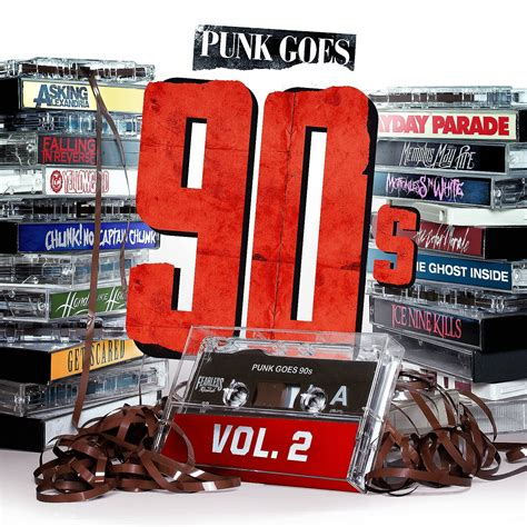 punks volume one volume 1 books album review goes 90 s vol 2 one