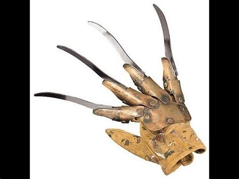 How To Make Paper Freddy Krueger Claws - how to make a paper freddy krueger claw
