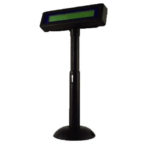Customer Display Posiflex Pd320 point of sale in india touch systems scales printers handheld computers