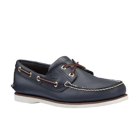 timberland boat shoes timberland timberland navy 2 eye e2 classic mens boat