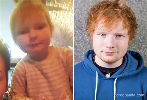 ed sheeran you are the one girl this 2 year old girl looks exactly like ed sheeran see 10