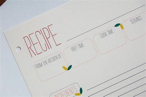 free recipe card template 8 5 x 11 recipe cards 8 5 quot x 11 quot