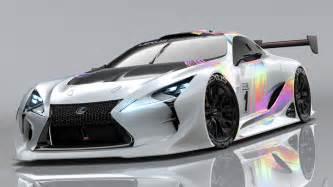 new modern cars lexus lf lc gt vision gran turismo revealed gran